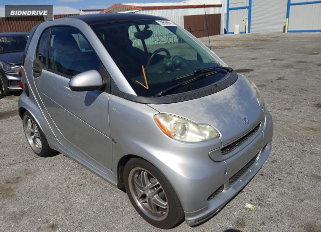Lot #1681411220 2009 SMART FORTWO PUR salvage car