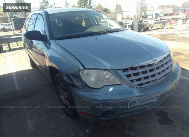 Lot #1681688428 2008 CHRYSLER PACIFICA LX salvage car