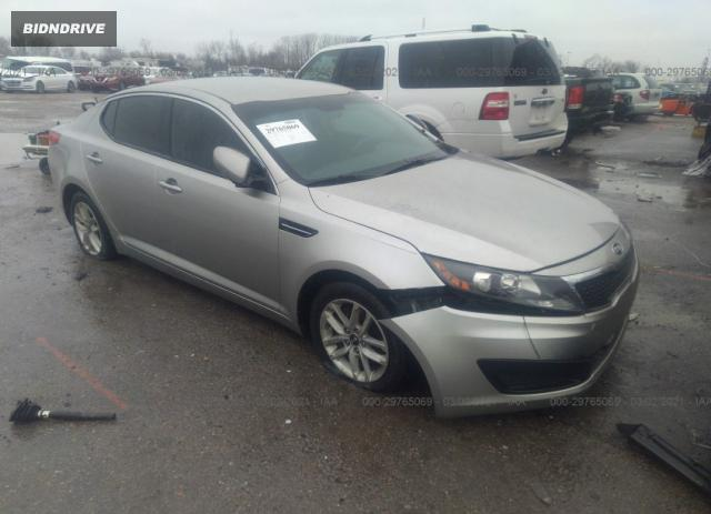 Lot #1681688835 2011 KIA OPTIMA LX salvage car
