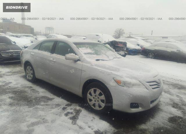 Lot #1682188805 2011 TOYOTA CAMRY salvage car