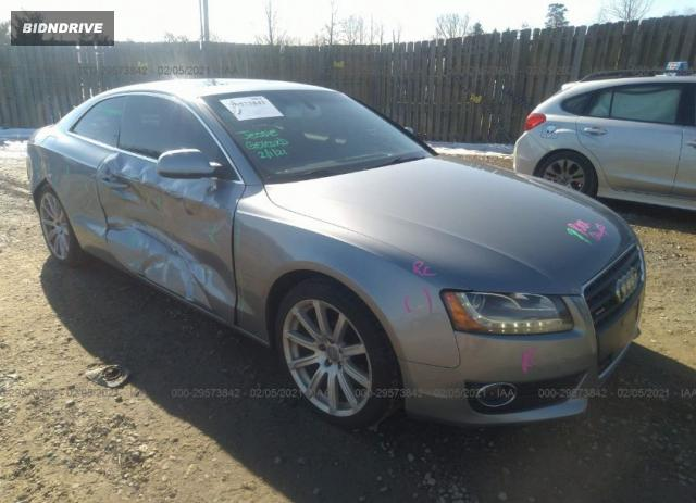 Lot #1682714275 2011 AUDI A5 2.0T PREMIUM PLUS salvage car