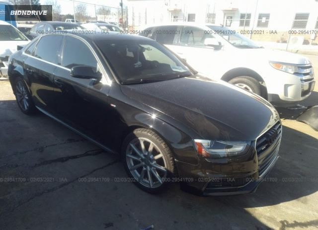 Lot #1683225258 2015 AUDI A4 PREMIUM PLUS salvage car