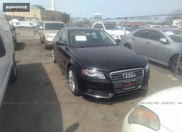 Lot #1683715112 2012 AUDI A4 2.0T PREMIUM PLUS salvage car