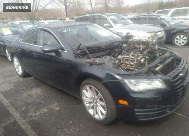 Lot #1683715372 2012 AUDI A7 3.0 PREMIUM PLUS salvage car