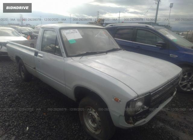 Lot #1683720190 1983 TOYOTA PICKUP 1/2 TON RN44 salvage car