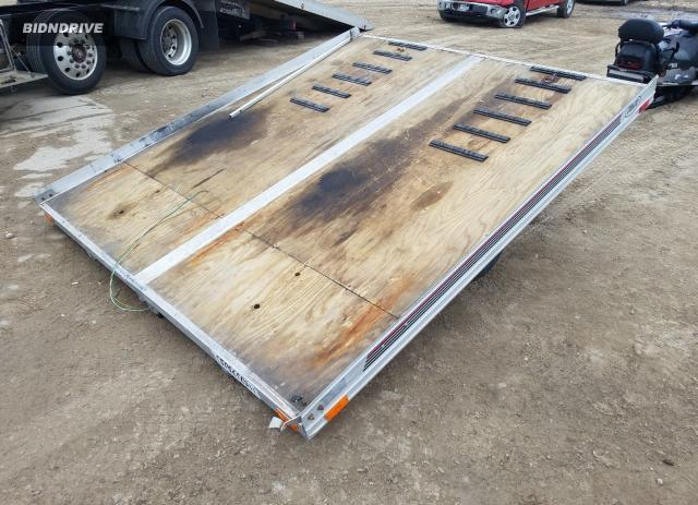 Lot #1683867602 2002 R&R TRAILER salvage car