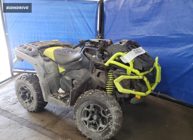 Lot #1684788002 2020 CAN-AM OUTLANDER salvage car
