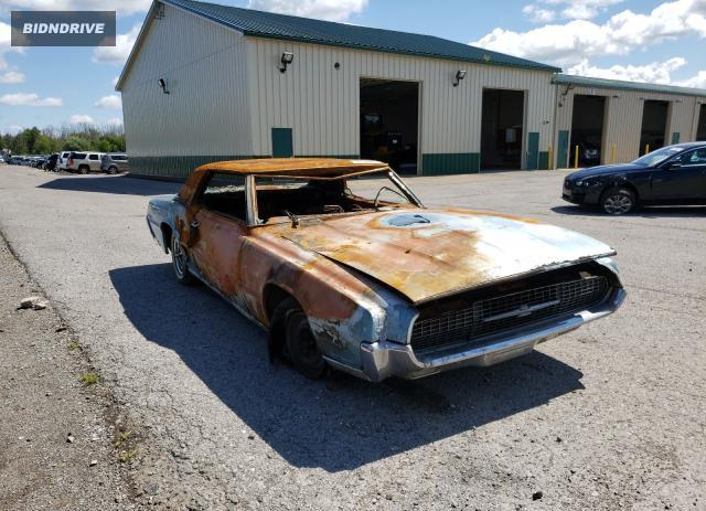 Lot #1684792768 1967 FORD TBIRD salvage car