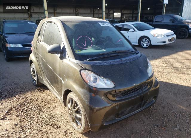 Lot #1684812515 2009 SMART FORTWO PUR salvage car