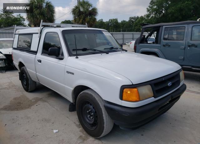 Lot #1685254995 1997 FORD RANGER salvage car