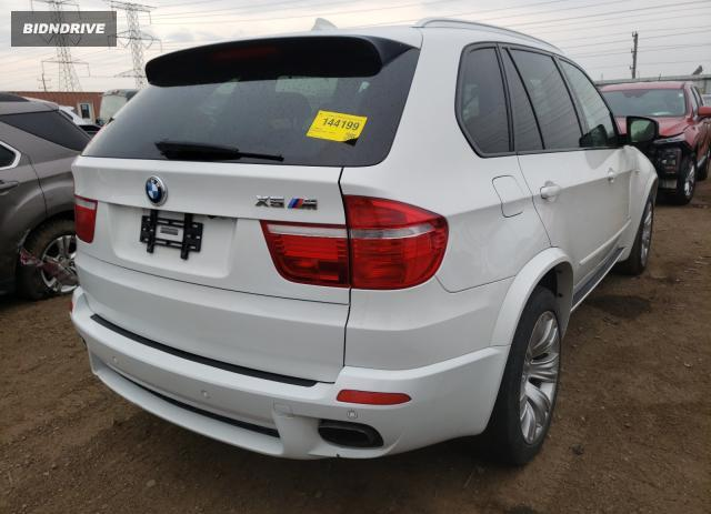 Lot #1687227332 2010 BMW X5 XDRIVE4 salvage car