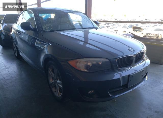 Lot #1687231865 2013 BMW 128 I salvage car