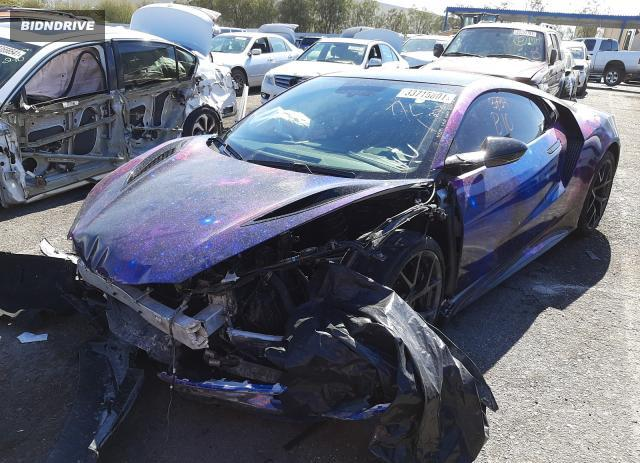 Lot #1687604660 2019 ACURA NSX salvage car