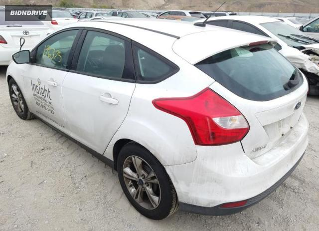 Lot #1688224498 2014 FORD FOCUS SE salvage car