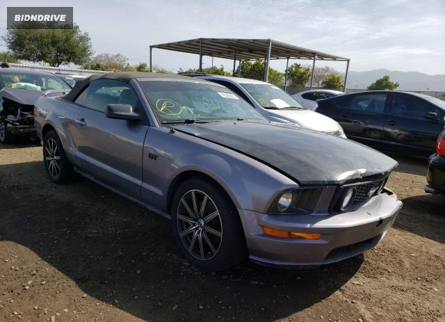 Lot #1688234342 2006 FORD MUSTANG GT salvage car
