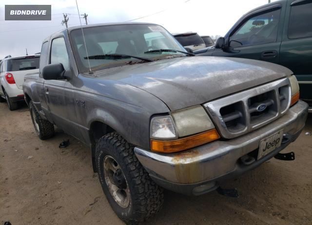 Lot #1688259390 1999 FORD RANGER SUP salvage car