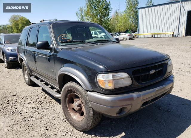Lot #1688724308 2000 FORD EXPLORER X salvage car