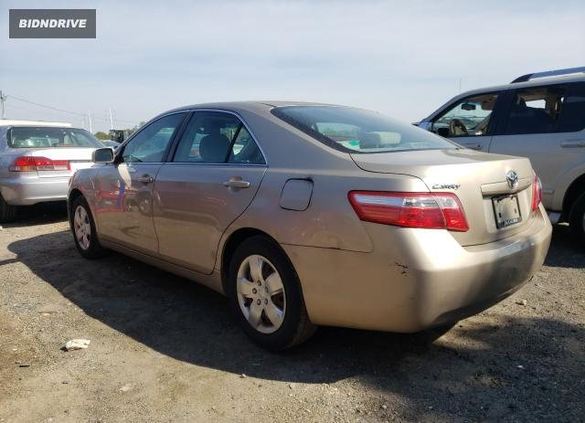 Lot #1688784185 2009 TOYOTA CAMRY BASE salvage car