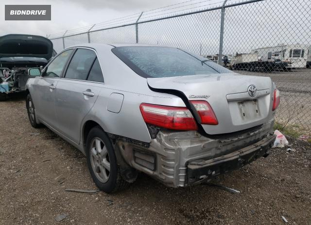 Lot #1690789062 2009 TOYOTA CAMRY BASE salvage car