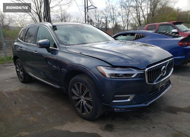 Lot #1690804055 2019 VOLVO XC60 T6 IN salvage car