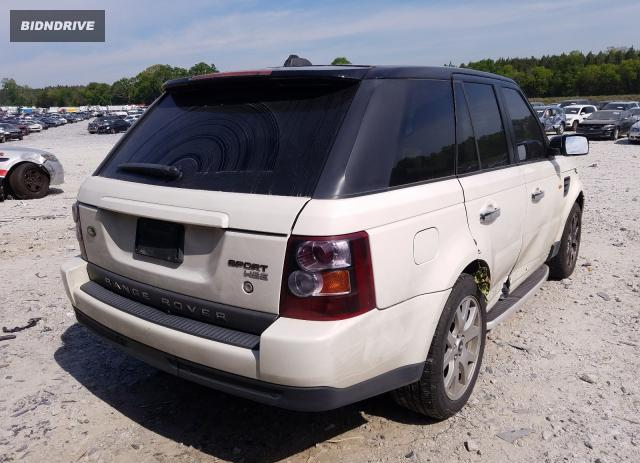 Lot #1690849042 2007 LAND ROVER RANGE ROVE salvage car