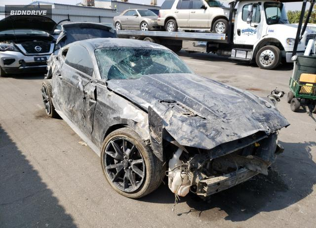 Lot #1691815810 2017 FORD MUSTANG GT salvage car