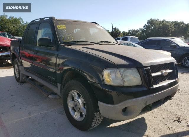 Lot #1692243762 2001 FORD EXPLORER S salvage car