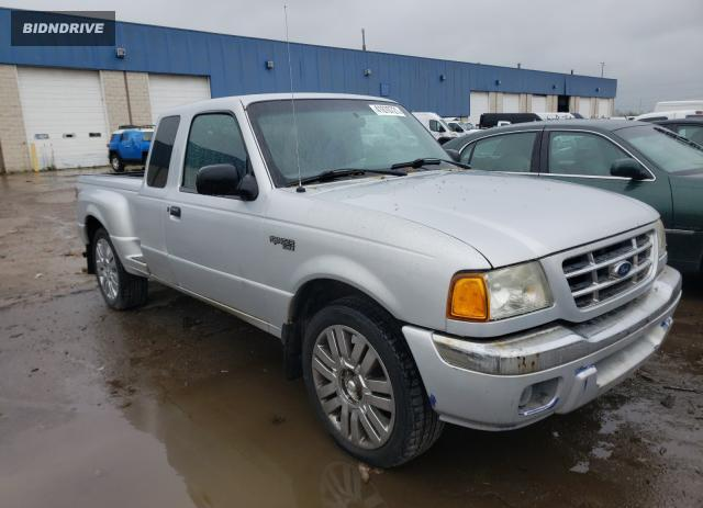 Lot #1692288618 2002 FORD RANGER SUP salvage car
