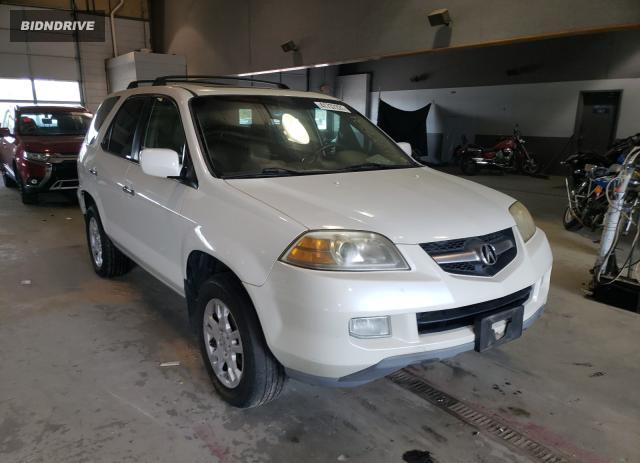 Lot #1692308488 2005 ACURA MDX TOURIN salvage car