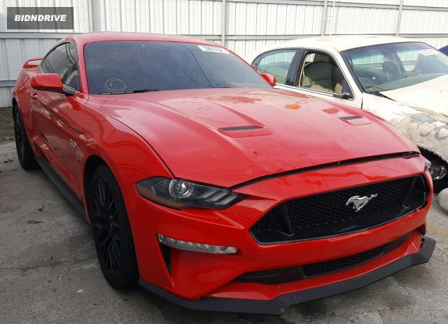 Lot #1692318485 2019 FORD MUSTANG GT salvage car