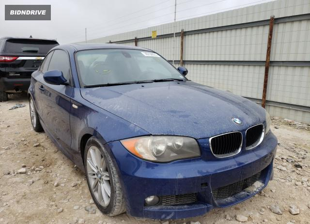 Lot #1692352832 2011 BMW 128 I salvage car