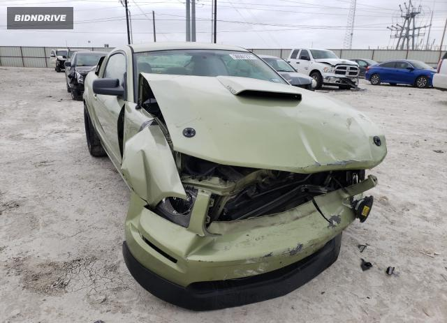 Lot #1692744915 2006 FORD MUSTANG GT salvage car