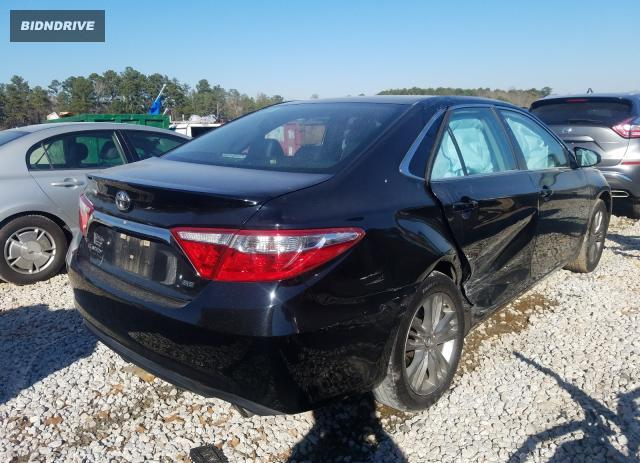 Lot #1692759815 2017 TOYOTA CAMRY LE salvage car