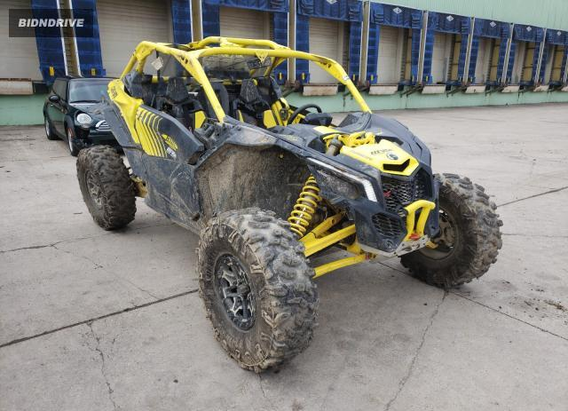 Lot #1693571092 2018 CAN-AM MAVERICK X salvage car