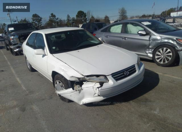 Lot #1693929435 2000 TOYOTA CAMRY CE/LE/XLE salvage car