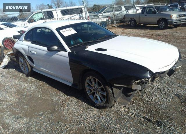 Lot #1693929805 1997 FORD MUSTANG salvage car