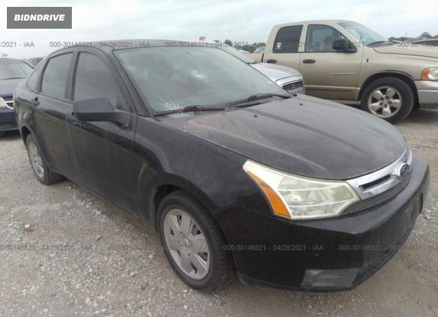 Lot #1693929985 2011 FORD FOCUS S salvage car