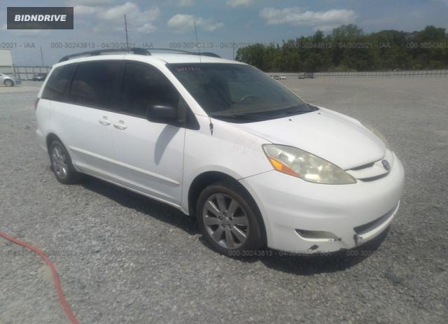 Lot #1694429450 2006 TOYOTA SIENNA CE/LE salvage car