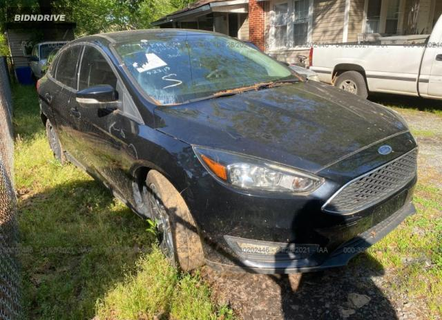 Lot #1694429585 2018 FORD FOCUS SEL salvage car
