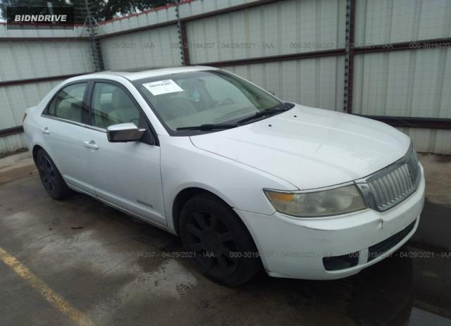 Lot #1694451875 2006 LINCOLN ZEPHYR salvage car