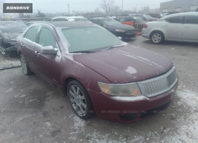 Lot #1694454568 2006 LINCOLN ZEPHYR salvage car