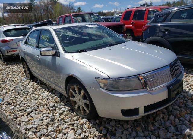 Lot #1695145390 2006 LINCOLN ZEPHYR salvage car