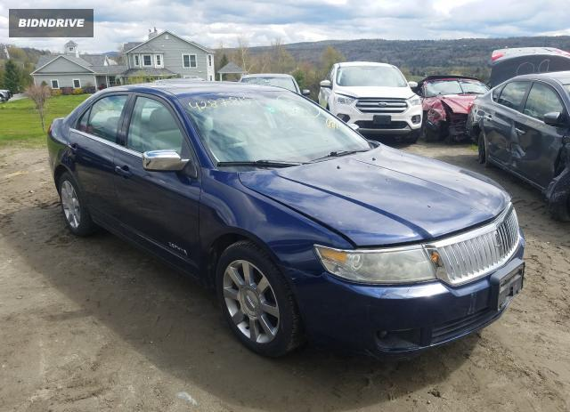 Lot #1697695675 2006 LINCOLN ZEPHYR salvage car