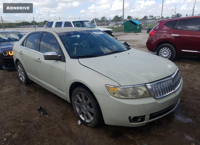 Lot #1698087752 2006 LINCOLN ZEPHYR salvage car