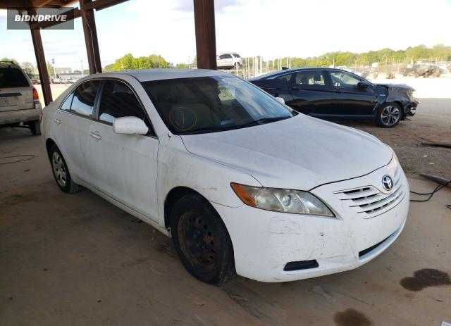 Lot #1698298690 2009 TOYOTA CAMRY BASE salvage car