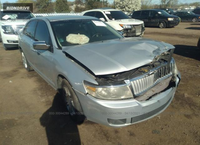 Lot #1699631575 2006 LINCOLN ZEPHYR salvage car