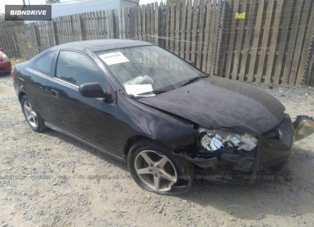 Lot #1709404712 2004 ACURA RSX salvage car