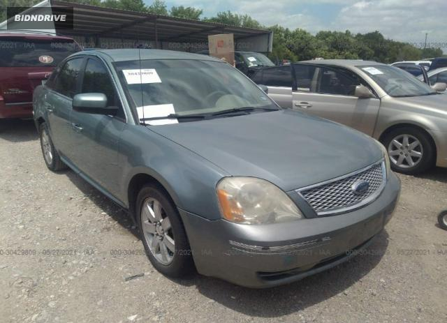 Lot #1709404778 2007 FORD FIVE HUNDRED SEL salvage car