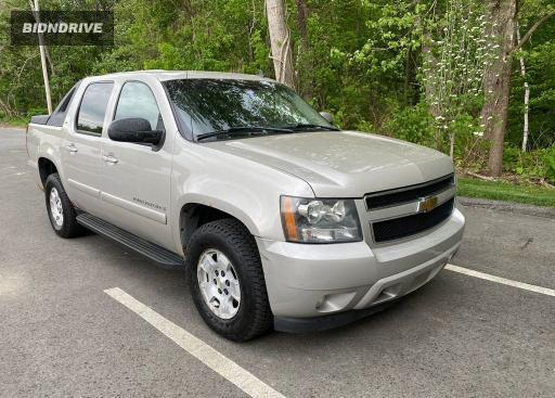 Lot #1710027660 2007 CHEVROLET AVALANCHE salvage car