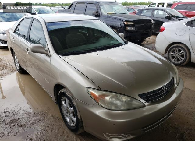 Lot #1711460048 2003 TOYOTA CAMRY LE salvage car
